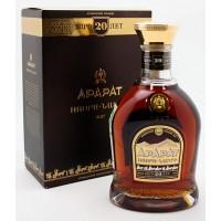 "Ararat Brandy ""Nairi"" XO 20 Jaar 0.5L"