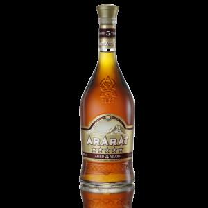 Ararat 5 Jaar  Luxe Giftpack met 1 glas