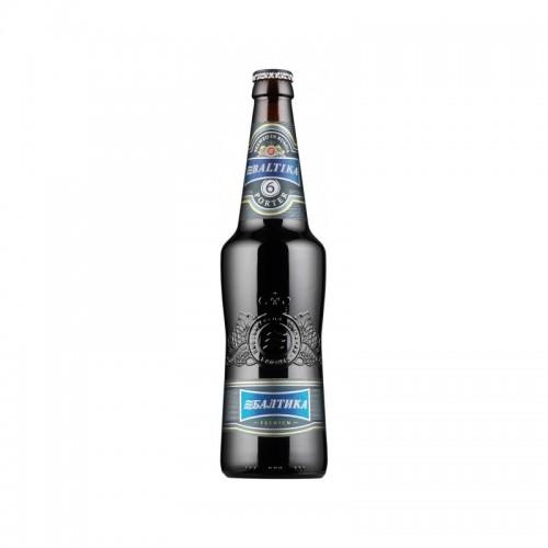 Baltika Nr.6 bier 7% Vol