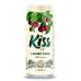 Kiss Cider met kersen sap.