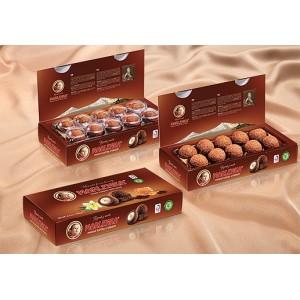 Marlenka – Honing nuggets met cacao.