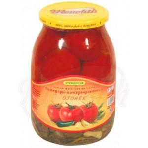 Gemarineerde tomaten (14)
