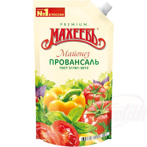 Mayonaise Maxeew Provencal 800ml