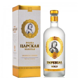 """""""Imperial Collection Gold"""" 0.5L"""