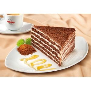 "Honingcake met cacao ""Marlenka"""
