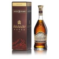 Ararat Brandy 5 Jaar 0.5L