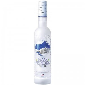Belaya Berezka Classic Vodka 0.5L