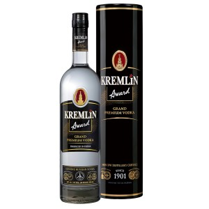 Kremlin Award Vodka Grand Premium 07L