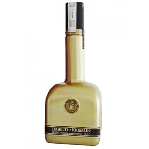 Legend of Kremlin Gold Premium Vodka 0.7L