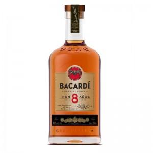 Bacardi 8 Years 0.7L 40% VOL
