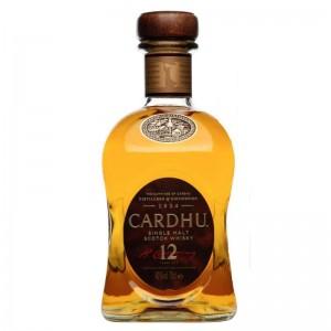 Cardhu 12 Years 40% 0.7L