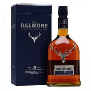 Dalmore 18 Years Singel Malt 0.7L